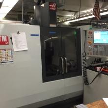 HAAS TM-1P CNC Mill (4 axis)